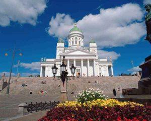 Helsinki filming