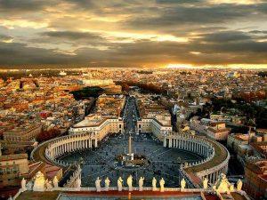 Roman locations