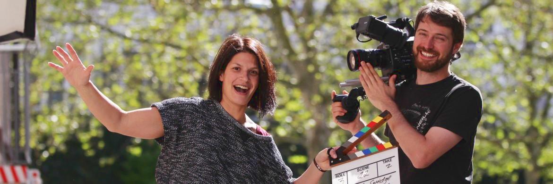 Camera crew hire