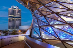 Architecture Bmw World Munich Bmw Welt